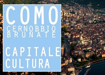 Como capitale cultura: il dossier c'è