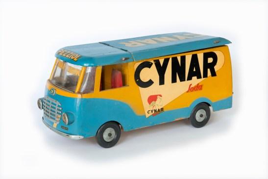 Camioncino Cynar-blog