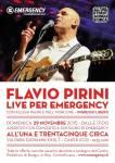 pirini per emergency