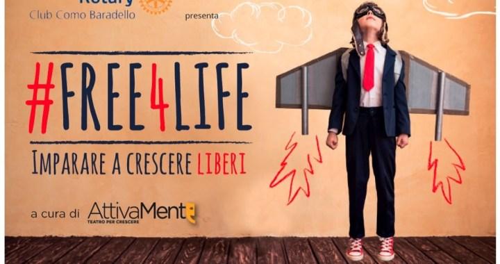 #free4life alla Feltrinelli / Alcol e adolescenti quello che non sappiamo