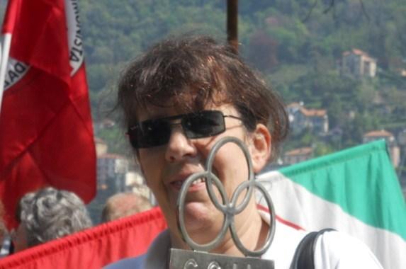 Lucia Cassina decisiva nel Prc anche senza cariche