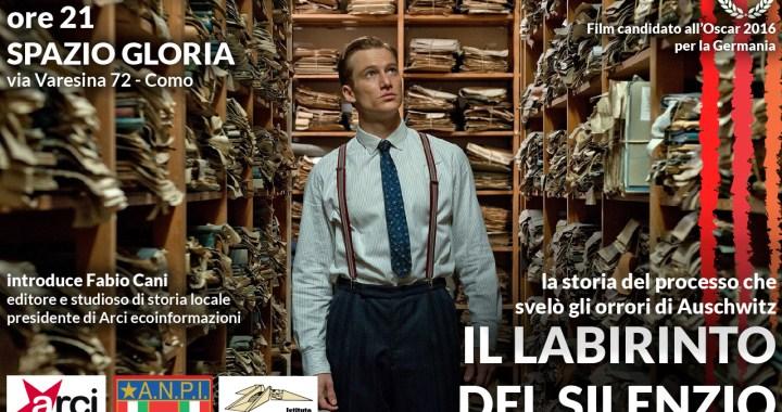 23 febbraio/ Anpi, Arci, Istituto di Storia Contemporanea/ Il labirinto del silenzio