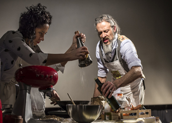 Cucina, musica e racconti/ Show cooking per il Gloria