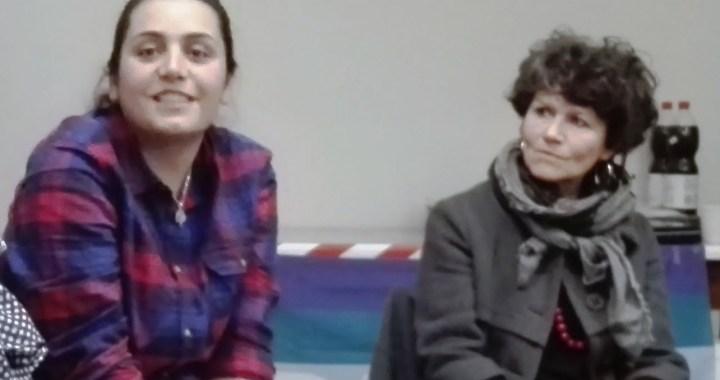 Una donna kurda parla di Pace efuturo