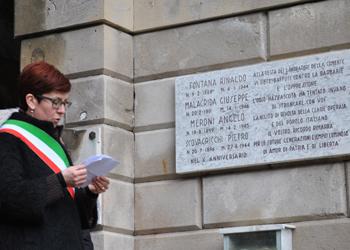 In ricordo degli scioperi antifascisti del marzo 1944