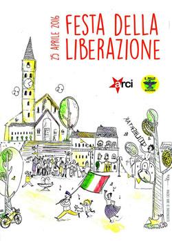 23 e 25 aprile/ Cantù/ La liberazione con l'Arci e il Pollo bastardo
