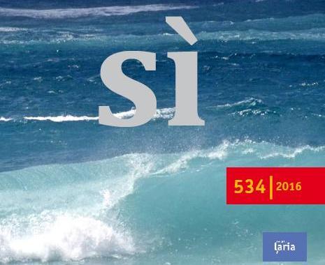 ecoinformazioni 534/ Per il Sì con Laria e il mare