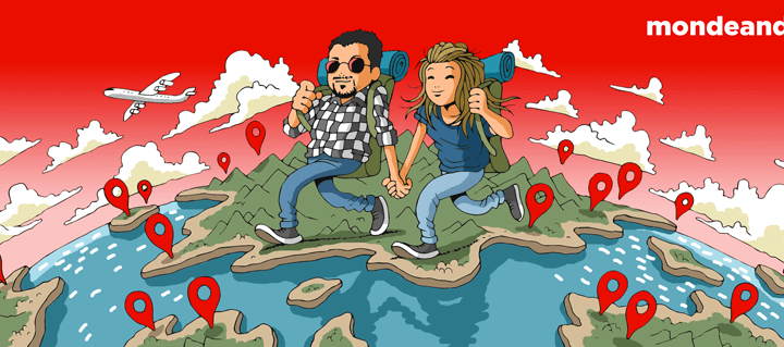 Mondeando/ Un'avventura in giro per il mondo