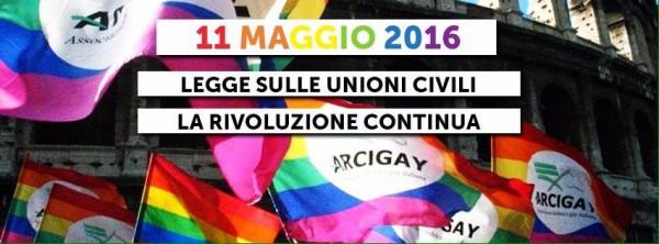 Diritti arcobaleno/ L'Arcigay: la rivoluzione continua