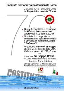 buon Compleanno Repubblica ! A5 web