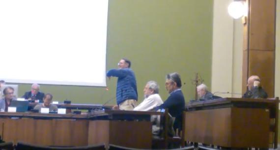 Apologia del fascismo nel Consiglio comunale di Cantù