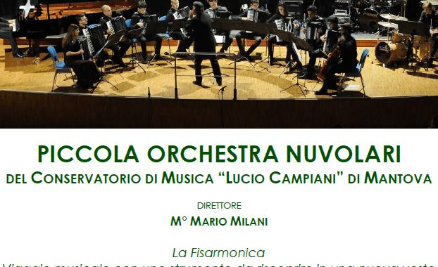 8 maggio/ Piccola Orchestra Nuvolari a Cernobbio