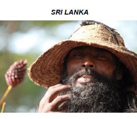 20 maggio/ Lo Sri Lanka a Cantù