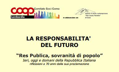 9 giugno/ La responsabilità del futuro