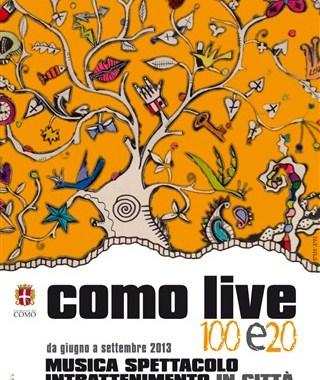 9 giugno/ Al via Como Live