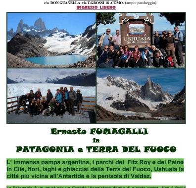 6 giugno/ L'angolo dell'avventura: Patagonia e Terra del Fuoco