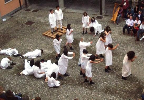 Da Sofocle a Dante il Volta dà spettacolo