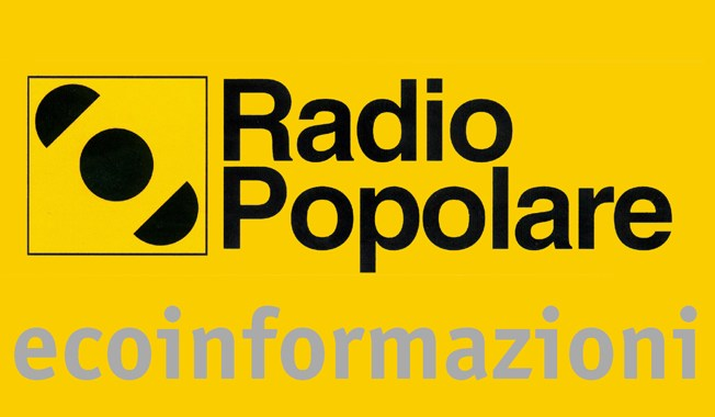 ecoinformazioni on air/ Per don Roberto