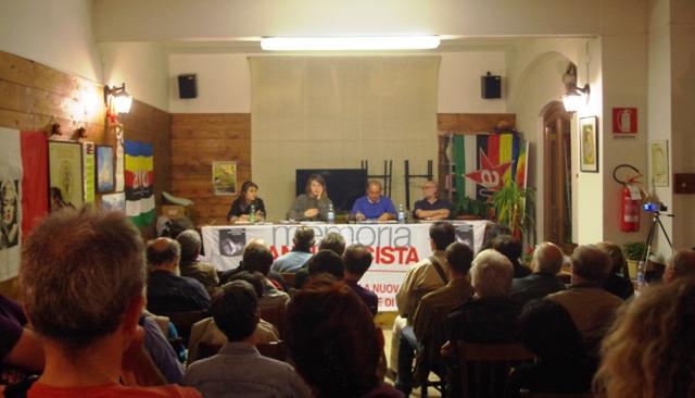 6 maggio/ Arciwebtv/ Memoria antifascista a Cantù