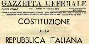 24 novembre/ La Costituzione italiana. Evento storico o attualità politica?