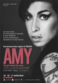"13 febbraio/ ""Amy. The girl Behind the name"" al Sociale"