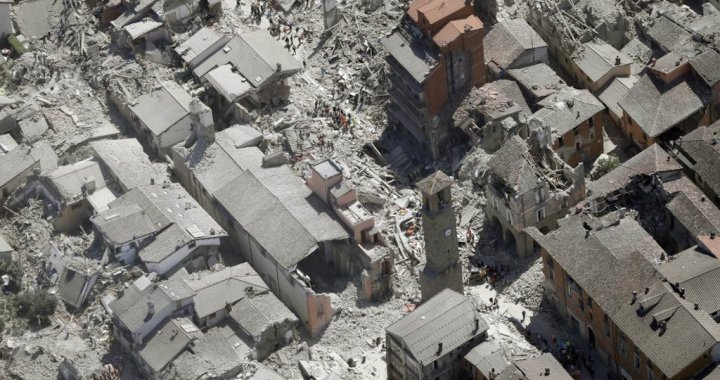 25 febbraio/ Al don Guanella con gli alpini per la ricostruzione