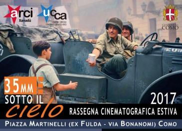21 giugno – 14 settembre/ Torna 35mm sotto il cielo in piazza Martinelli
