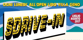 Dal 3 luglio/ Tutti i lunedì all'Open di Villa Geno torna Sdrive-In