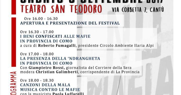 9 settembre/ Festival della legalità