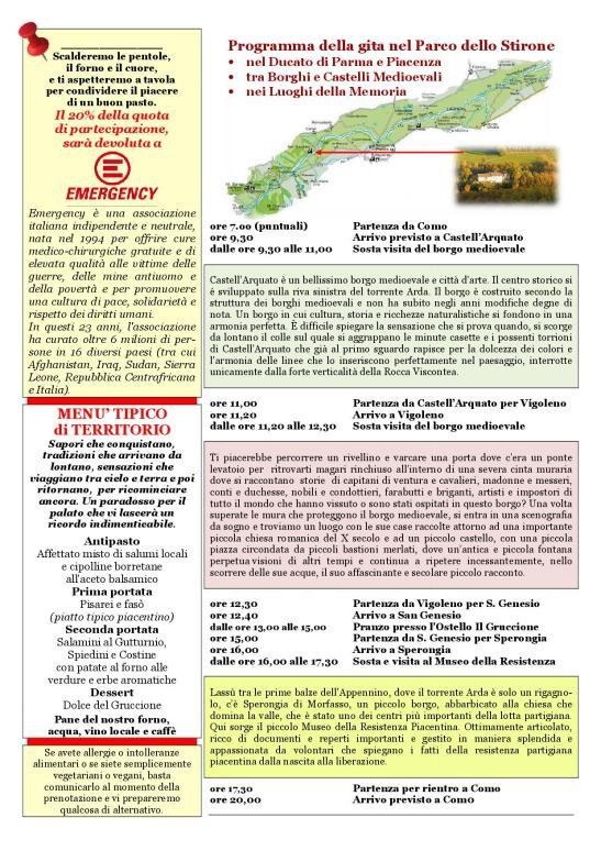 Gita Emergency Como2