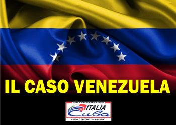 23 settembre/ Italia Cuba/ Il caso Venezuela