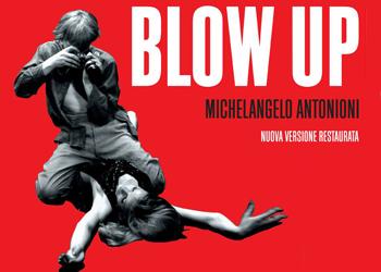 """5 ottobre / Il cinema ritrovato /""""Blow up"""""""