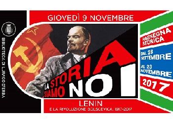 Lenin a Lurago d'Erba