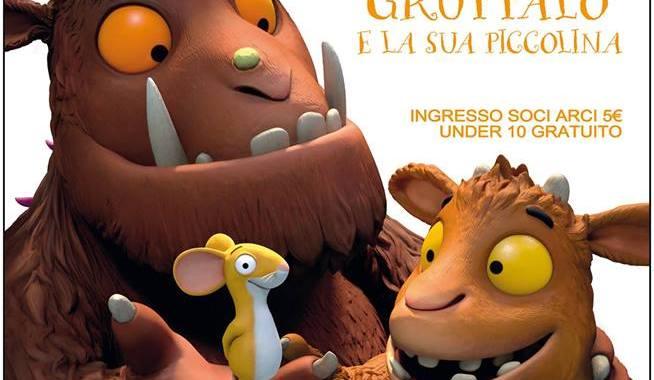3 dicembre/ Il Gruffalò e Gruffalò e la sua piccolina
