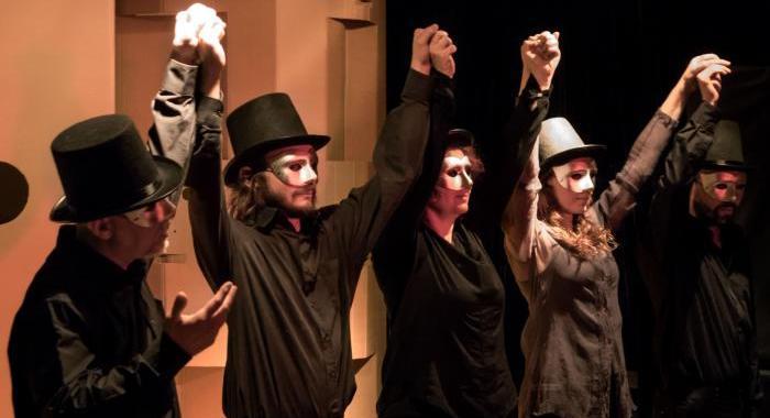3 febbraio – 26 maggio/ Cantù / Spettacolo!!!, La rassegna teatrale di Arci Mirabello