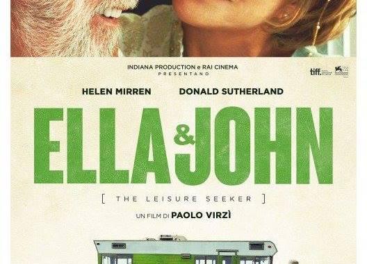 "18 gennaio/ ""Ella & John"""