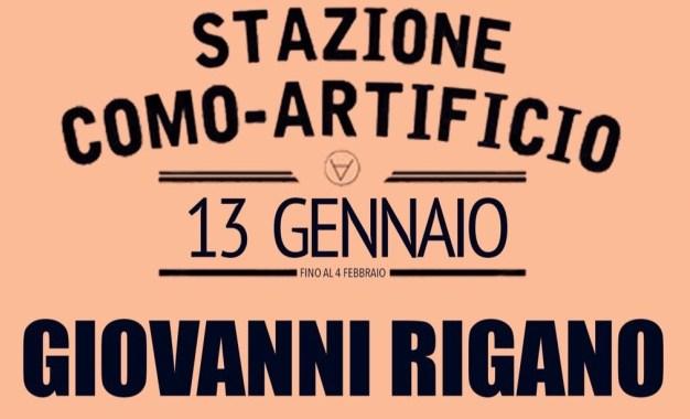 """13 gennaio/ Mostra di Giovanni Rigano e presentazione graphic novel """"Illegal"""""""