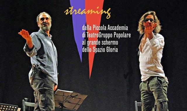 5 febbraio/ La farfala sucullo in diretta streaming dalla Piccola Accademia allo Spazio Gloria