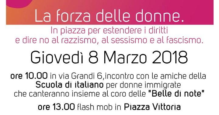 8 marzo/ Giornata internazionale delle donne/ La forza delle donne: tutte le iniziative di Nonunadimeno a Como