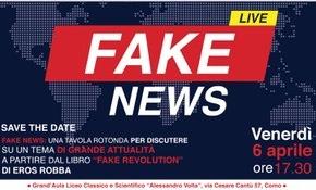 6 aprile/ Al Volta si parla di fake news