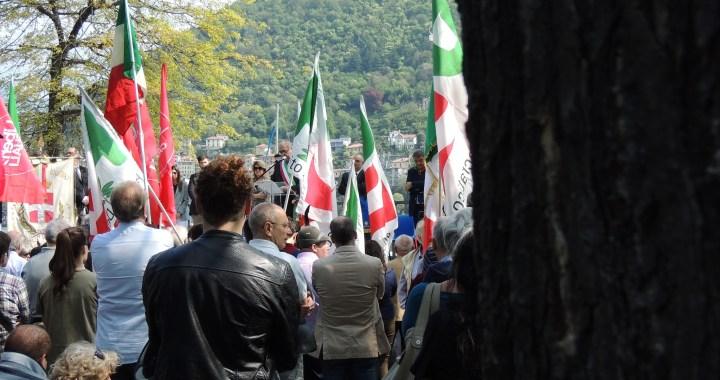 L'unità antifascista è un valore/ No all'estremismo di destra della Lega al governo
