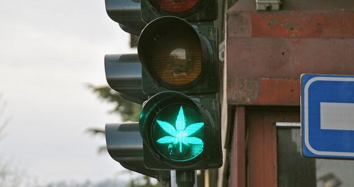 Street signal art
