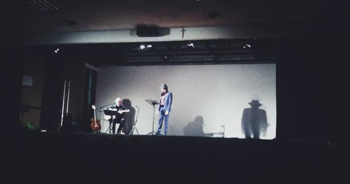 """""""I'm your Man"""": Belcastro e Poggioni con Leonard Cohen"""