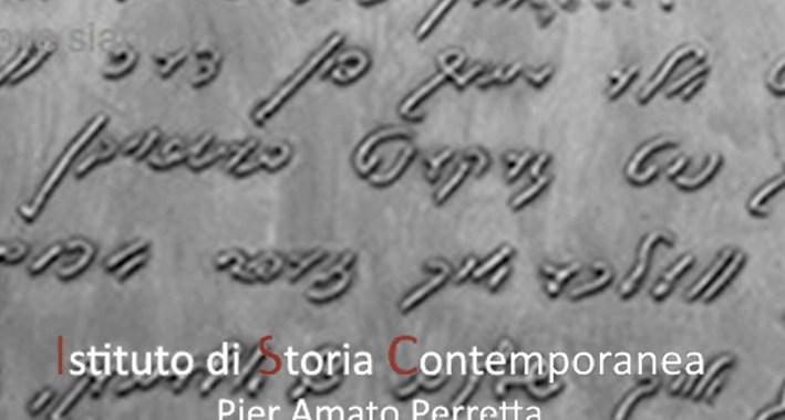"""26 maggio/ Assemblea ordinaria dei/ delle soci/e dell'Isc """"Perretta"""""""