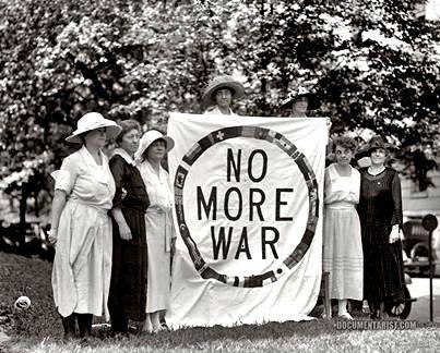 13 maggio/ Giornata delle donne contro le guerre