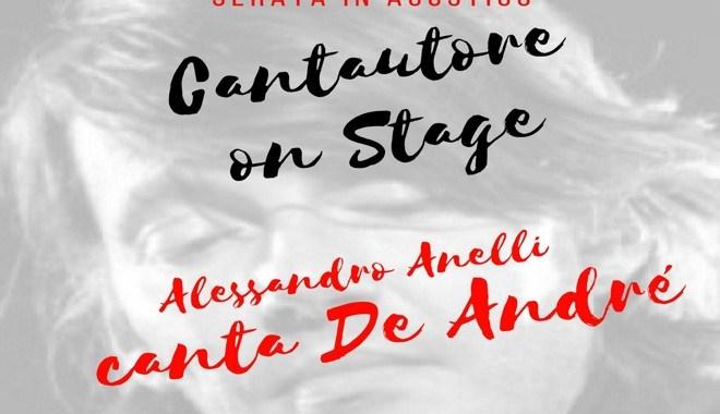 30 giugno/ Cantautore on Stage
