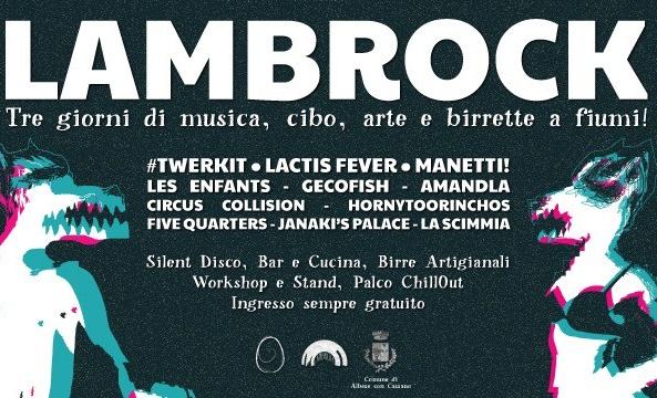 15-17 giugno/ Albese con Cassano/ Lambrock Festival