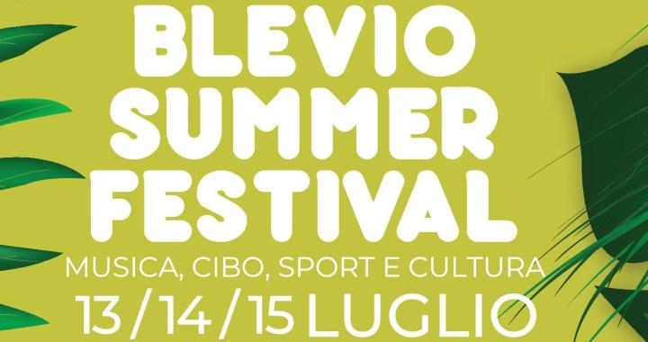 13-15 luglio/ Blevio Summer Festival