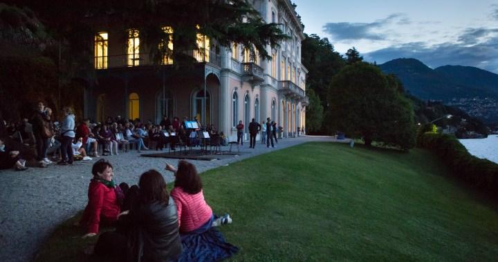 """8 luglio/ """"Alba di Donne"""" e """"…largo agli alberi!"""" a Villa del Grumello"""