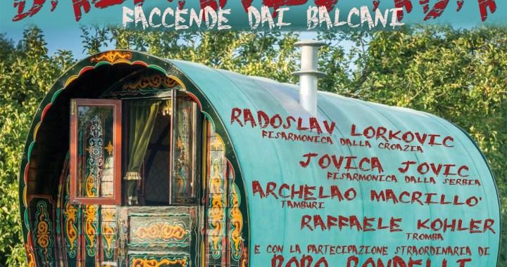 1 dicembre/ Balkanijada allo Spazio Gloria/ Arci Xanadù e Radio popolare insime